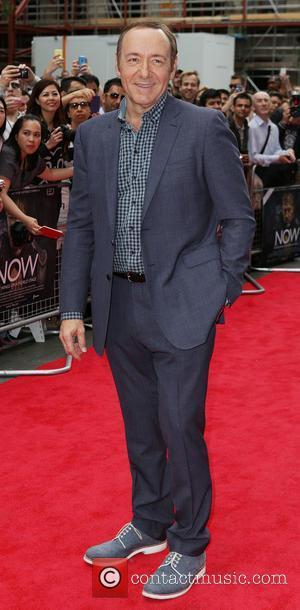 Kevin Spacey, Empire Leicester Square