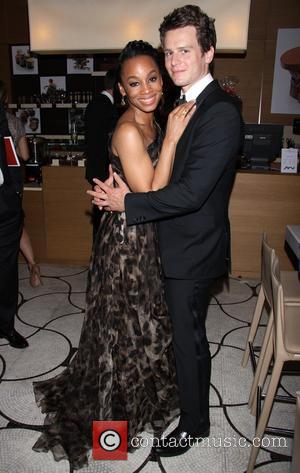 Anika Noni Rose and Jonathan Groff - The 68th Annual Tony Awards After Party held at the Plaza Hotel. -...