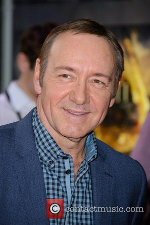 Kevin Spacey - 'Now' European Premiere - Arrivals