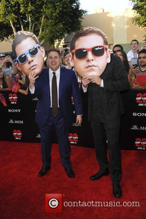 Channing Tatum and Jonah Hill - Premiere of 22 Jump Street - Arrivals - Los Angeles, California, United States -...