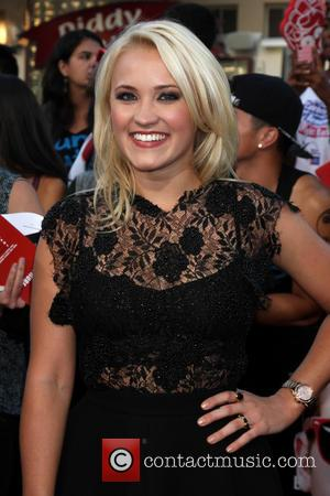 Emily Osment - Premiere of '22 Jump Street' held at The Regency Village Theatre in Westwood - Westwood, California, United...