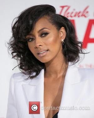 Keri Hilson - Celebrities attend \Think Like A Man Too\ - Los Angeles Premiere at TCL Chinese Theater in Hollywood....
