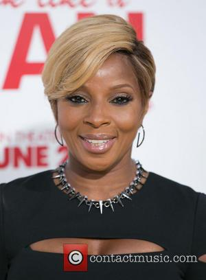 Mary J. Blige - Celebrities attend \Think Like A Man Too\ - Los Angeles Premiere at TCL Chinese Theater in...