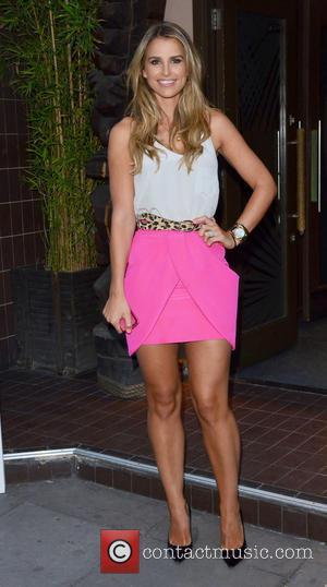 Vogue Williams - Now Magazine Summer Party at Kanaloa - London, United Kingdom - Wednesday 11th June 2014