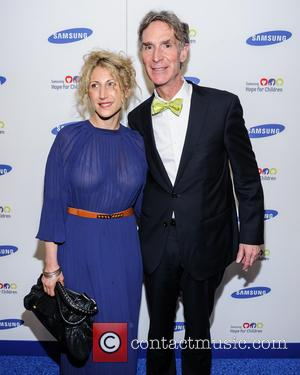 Bill Nye - Samsung Hope For Children Gala hled at Cipriani Wall St - Arrivals - New York, New York,...