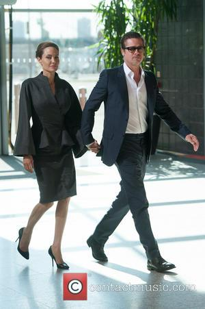 Angelina Jolie And Brad Pitt Reportedly At Loggerheads Over Their Children's Film Careers