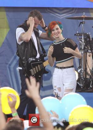 Paramore - 2014 GMA Summer Concert Series
