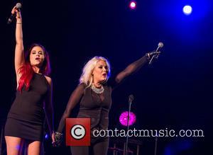 Kim Wilde and Scarlett Wilde - ERP Remember Cascais 2014 at Hipodromo Manuel Possolo - Day 1 - Performances -...