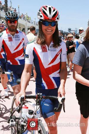 Pippa Middleton Embarks On 3,000 Mile Bike Ride Across USA In Charity Race