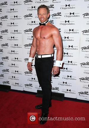 Ian Ziering Makes Chippendales Comeback Aged 50