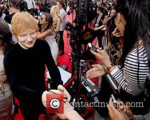 Ed Sheeran Blames Laser Surgery For Stammer
