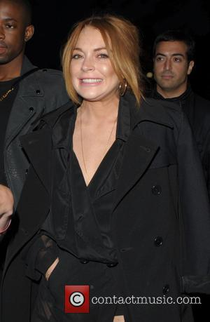 Could Lindsay Lohan Be About To Make The U.k. Her Permanent Home?