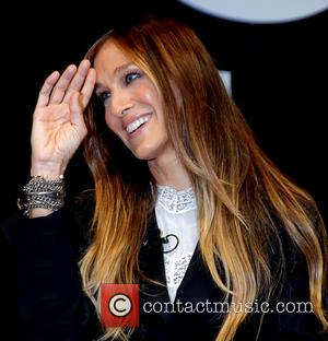 Sarah Jessica Parker - Sarah Jessica Parker takes part in an interview at the Cannes Lions International Festival of Creativity...