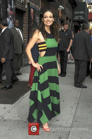 Olivia Wilde - Celebrities outside the Ed Sullivan Theater for the 'Late Show with David Letterman' - New York, New...