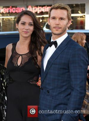 Ryan Kwanten and Guest