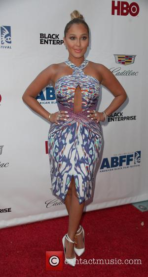 Adrienne Bailon - 2014 American Black Film Festival - 'Think...