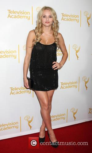 Hunter King - Academy of Television Arts and Sciences (ATAS) Daytime Emmy Nominees Reception 2014 - Arrivals - Los Angeles,...