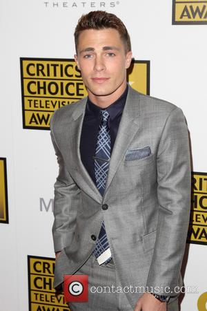 Colton Haynes Posts Tweets About Couple's Disastrous First Date