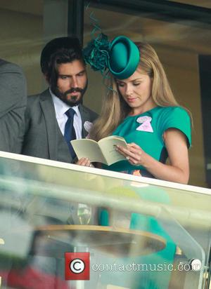 Katherine Jenkins - 2014 Royal Ascot - Royal Arrivals - Day 3 - Ladies Day/Gold Cup Day - Ascot, United...