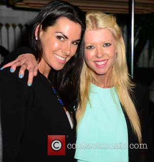 Lindsey Berman and Tara Reid
