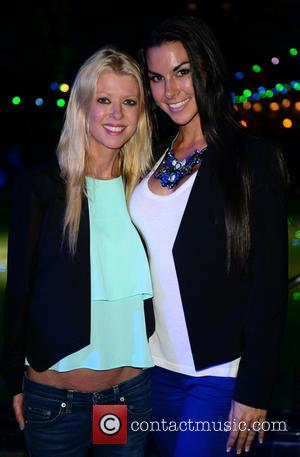 Tara Reid and Lindsey Berman