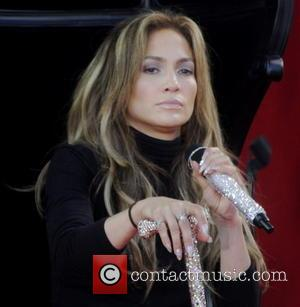 Jennifer Lopez - Jennifer Lopez performs live in Central Park as part of Good Morning America's Summer Concert Series -...