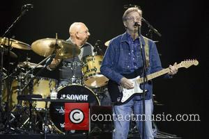 Eric Clapton - Eric Clapton performs at the SSE Hydro