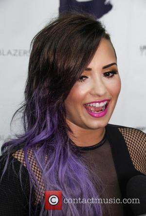 Demi Lovato - LOGO TV's 1st Annual Trailblazers event at the Cathedral of St. John the Divine - Arrivals -...