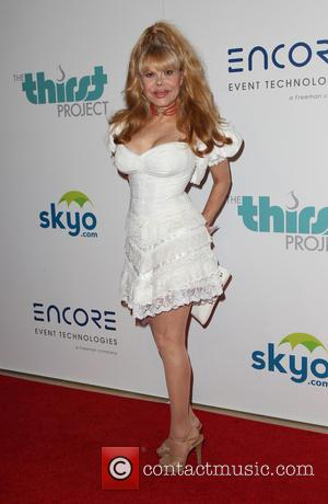 Charo - 5th Annual Thirst Gala hosted by Jennifer Garner in partnership with Skyo and Relativity's \Earth To Echo\ -...