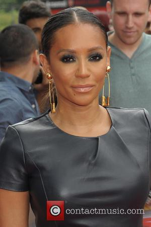 Melanie Brown and Mel B - Celebrities at 'The X Factor' auditions, held at the Emirates Stadium - Arrivals -...