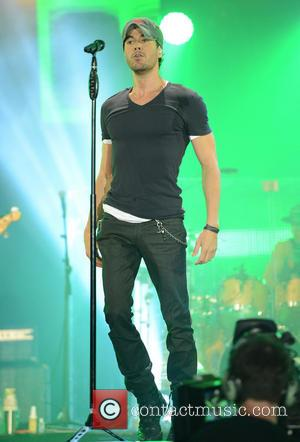 Enrique Iglesias - Isle of MTV Malta - Performances - Valletta, Malta - Wednesday 25th June 2014