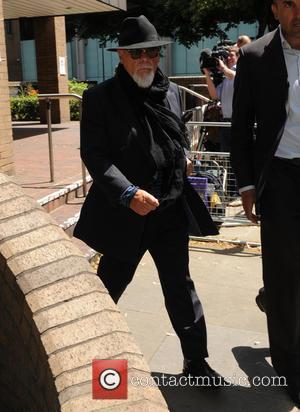 Gary Glitter Struggles To Hear Judge At Preliminary Court Hearing