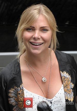 Samantha Womack - Celebrities outside the ITV studios - London, United Kingdom - Thursday 26th June 2014