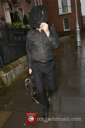 Jack White - Celebrities at The Merrion Hotel - Dublin, Ireland - Thursday 26th June 2014