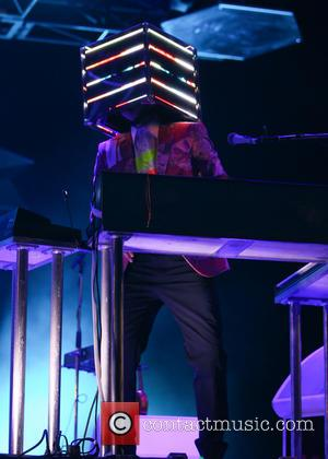 Arcade Fire and William Butler - Glastonbury Festival 2014 - Performances - Day 2 - Arcade Fire - Glastonbury, United...