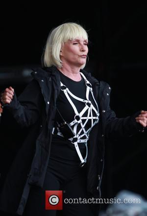 Debbie Harry, Glastonbury Festival, Blondie