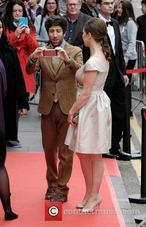 Simon Helberg and Jocelyn Towne - Edinburgh International Film Festival 2014 - Closing Night Gala and International Premiere of 'We'll...