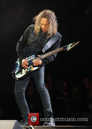 Kirk Hammett, Glastonbury Festival, Metallica