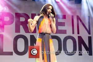 Conchita Wurst - Conchita Wurst performs at Pride in London 2014 - London, United Kingdom - Saturday 28th June 2014