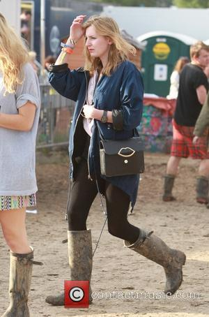 Laura Carmichael, Glastonbury Festival