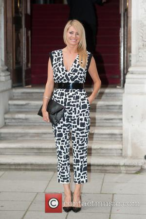 Tess Daly - Best of Britain's Creative Industries - reception held at the Foreign Office, Arrivals. - London, United Kingdom...