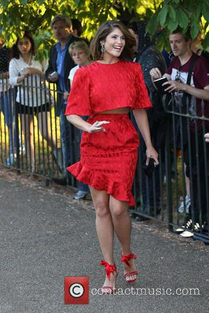 Gemma Arterton - The Serpentine Gallery summer party - Arrivals - London, United Kingdom - Tuesday 1st July 2014