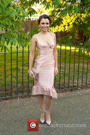Samantha Barks - Serpentine Gallery Summer Party held at Kensington Gardens - Arrivals. - London, United Kingdom - Tuesday 1st...