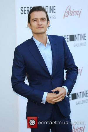 Orlando Bloom - The Serpentine Gallery summer party - Arrivals - London, United Kingdom - Tuesday 1st July 2014