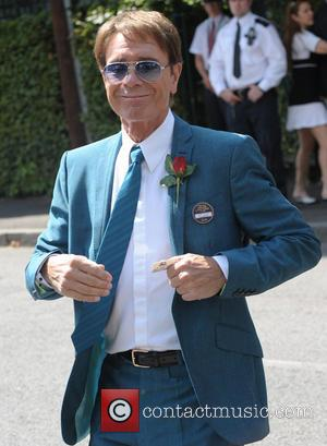 Cliff Richard - 2014 Wimbledon Championships held at the All England Club - Celebrity Sightings - Day 9 - London,...