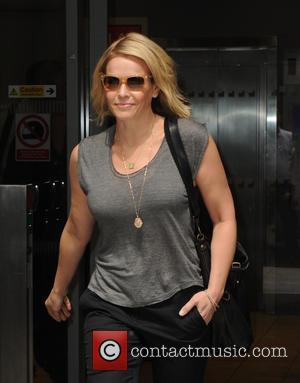 Chelsea Handler - Chelsea Handler leaving the BBC Radio 2 studios - London, United Kingdom - Wednesday 2nd July 2014