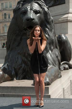 Irina Shayk - 'Hercules' Photocall held on Trafalgar Square. - London, United Kingdom - Wednesday 2nd July 2014