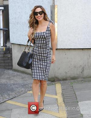 Myleene Klass - Celebrities at the ITV studios - London, United Kingdom - Thursday 3rd July 2014