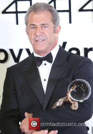 Mel Gibson - 49th Karlovy Vary International Film Festival