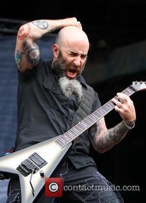 Anthrax and Scott Ian
